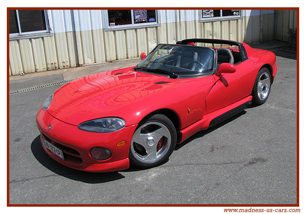 1994 Chrysler Viper #7
