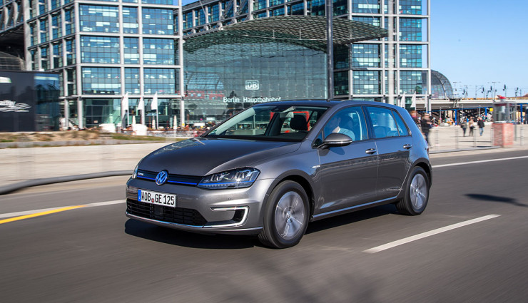 Volkswagen E-golf #8