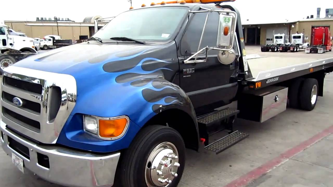 2007 Ford F-650 #6