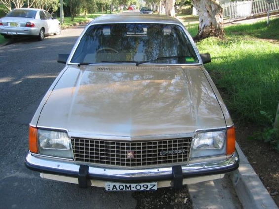 1980 Holden Commodore #15