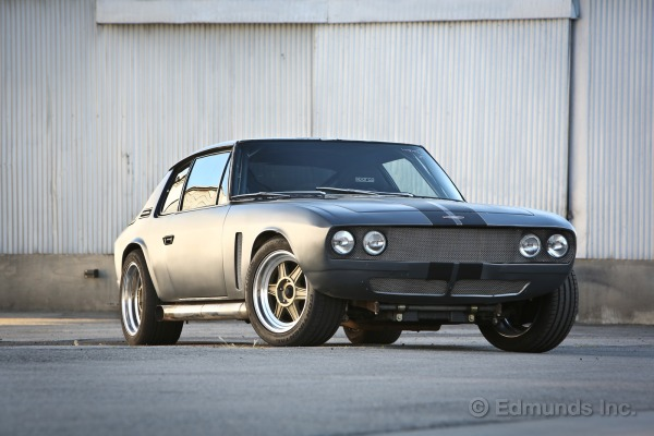 Jensen Interceptor #14