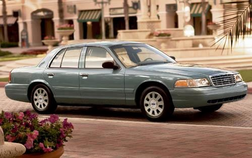 2011 Ford Crown Victoria #4