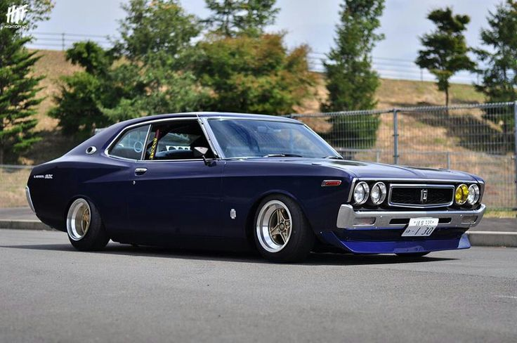 1972 Nissan Laurel #7