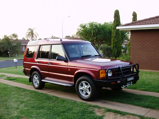 2001 Land Rover Discovery Series Ii #14