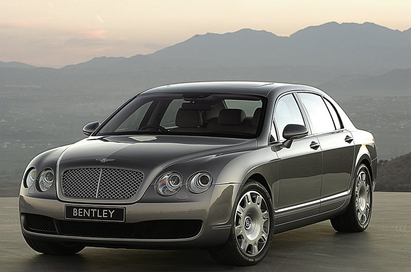 2008 Bentley Continental Flying Spur #3