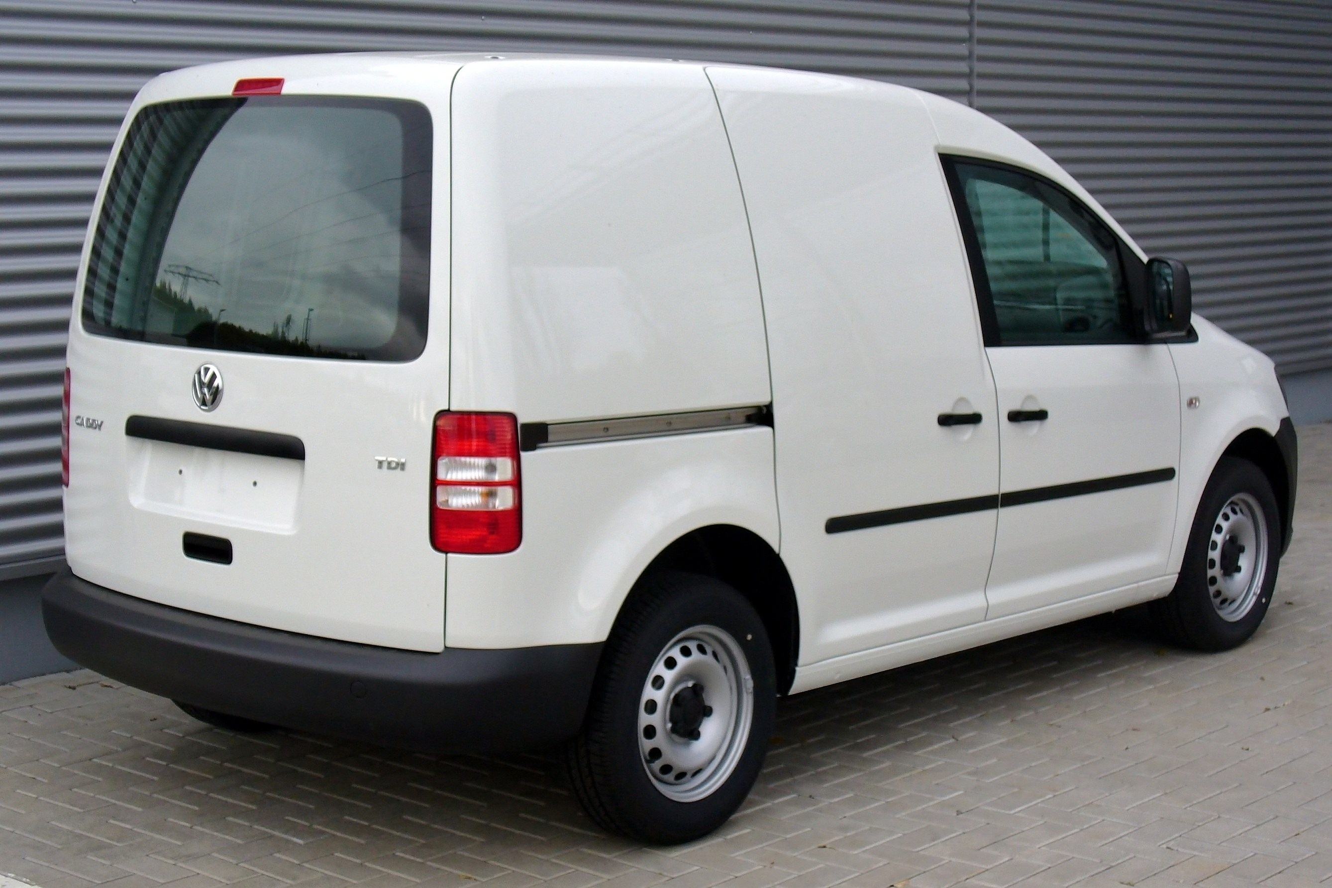 Volkswagen Caddy #6