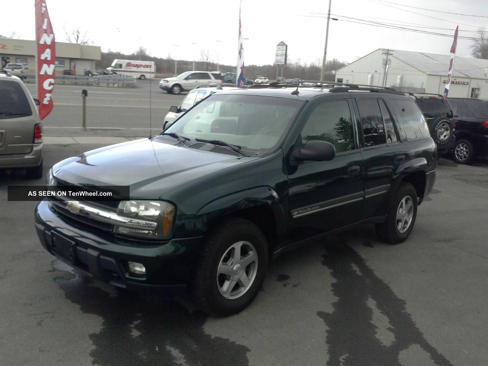 2005 Chevrolet Trailblazer #17