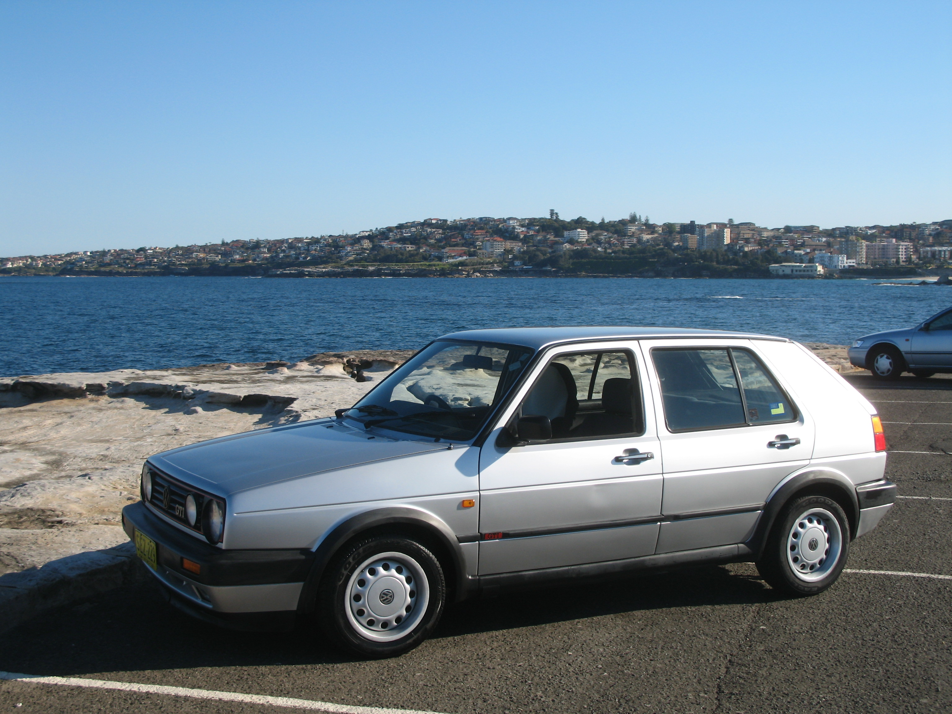 1991 Volkswagen Golf #3