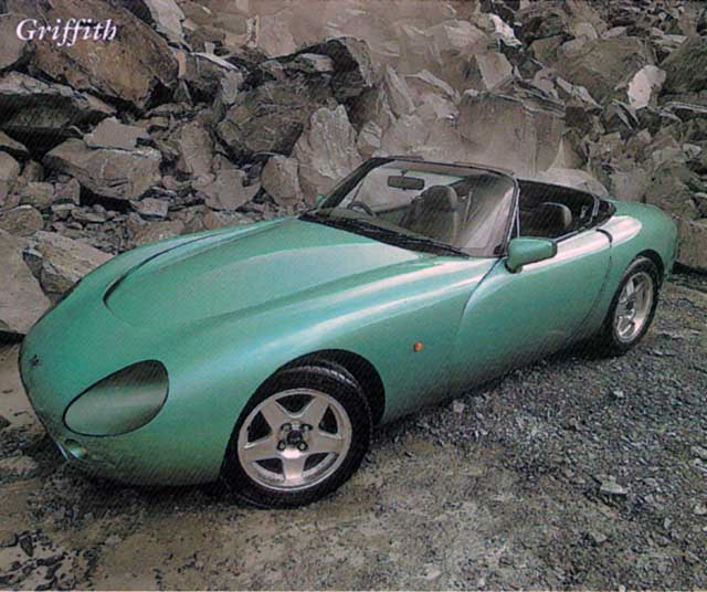 1991 TVR Griffith #10