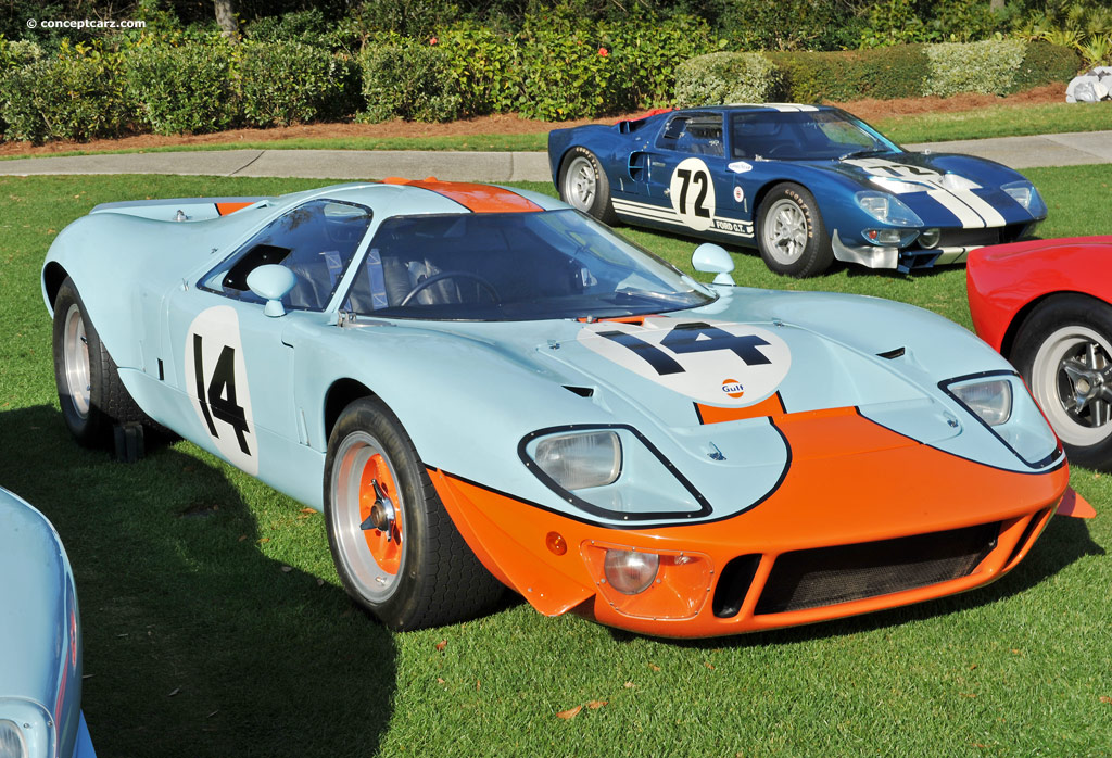 1967 Ford GT 40 #11