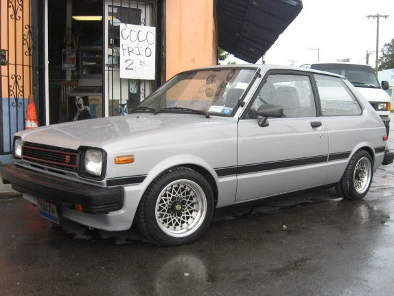 1981 Toyota Starlet Photos Informations Articles