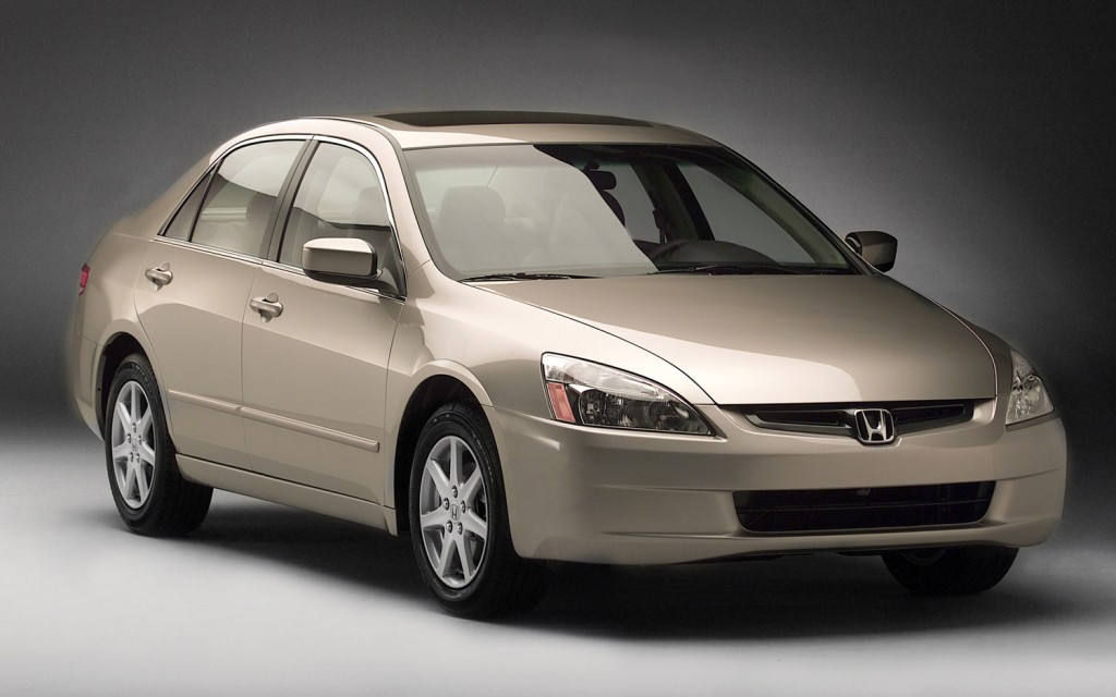 2005 Honda Accord #10