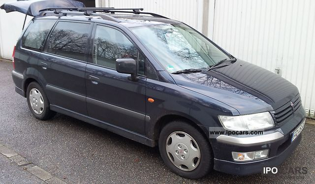 2002 Mitsubishi Space Wagon #8