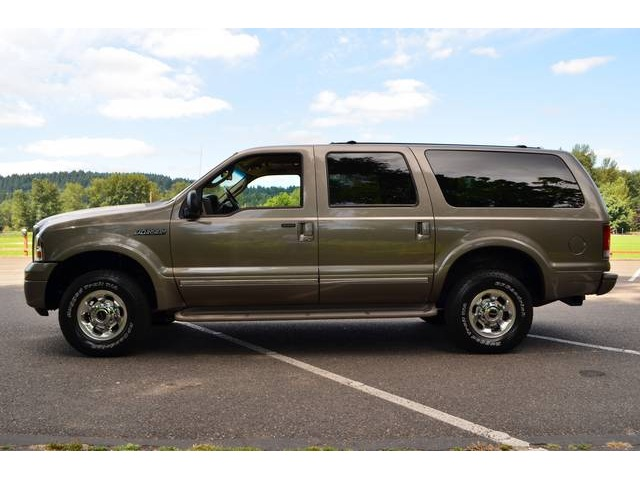 2005 Ford Excursion #7