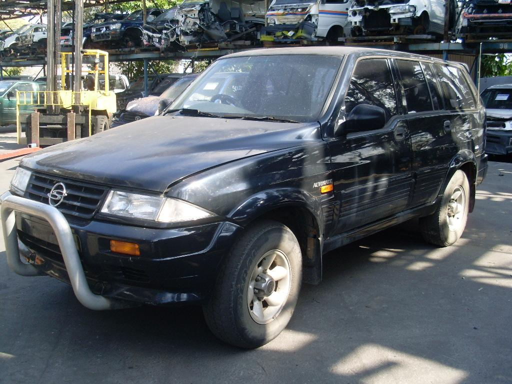 1996 Ssangyong Musso #4
