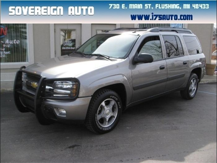 2005 Chevrolet Trailblazer #14