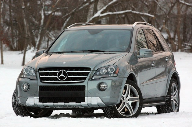 2011 Mercedes-Benz ML #13