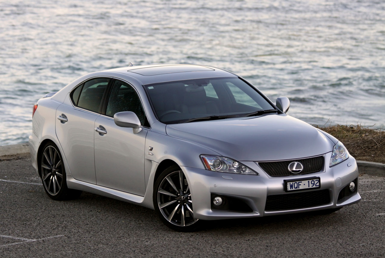 Lexus Is F #11