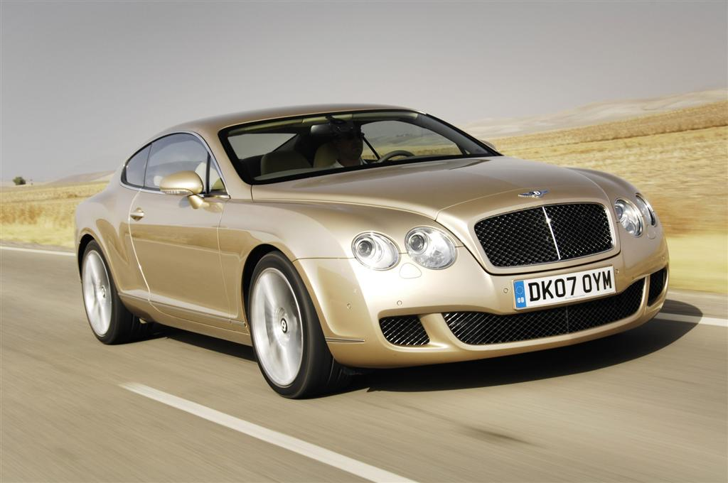 2010 Bentley Continental Gt #5