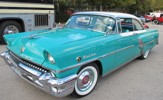1955 Mercury Montclair #10