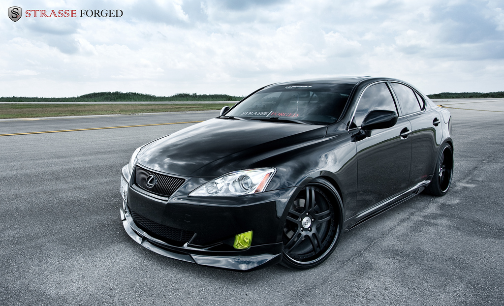 Lexus Is 250 #10