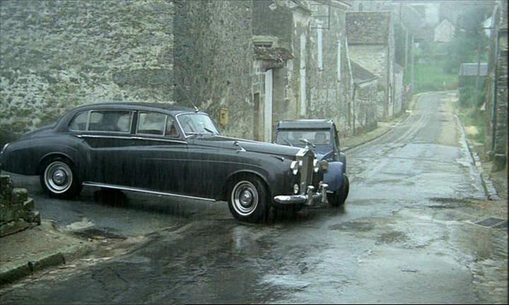 1960 Rolls royce Silver Cloud #15