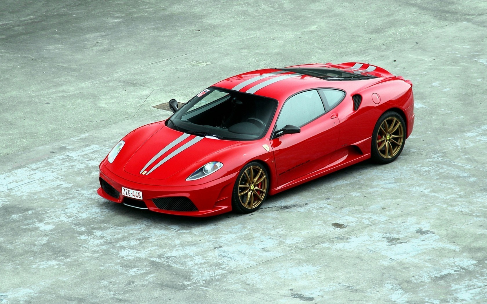 Ferrari 430 Scuderia Photos Informations Articles
