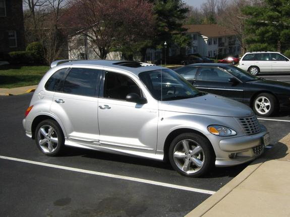 2004 Chrysler Pt Cruiser #4