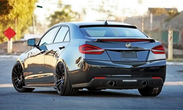 2015 Buick Regal #15