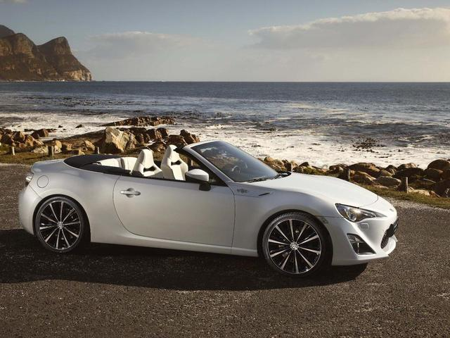 2014 Scion Fr-s Convertible #2
