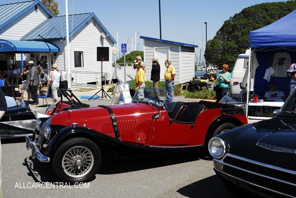 1956 Morgan Plus 4 #13