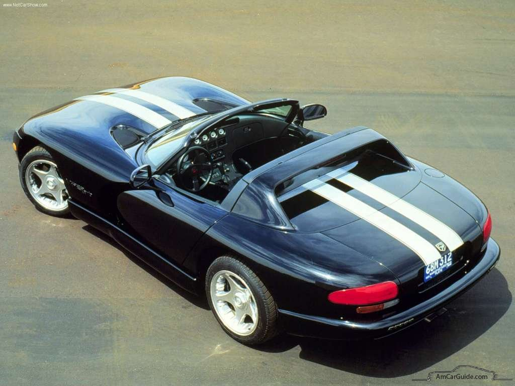 1996 Chrysler Viper #14