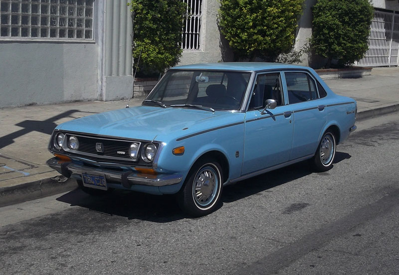 1970 Toyota Crown #16
