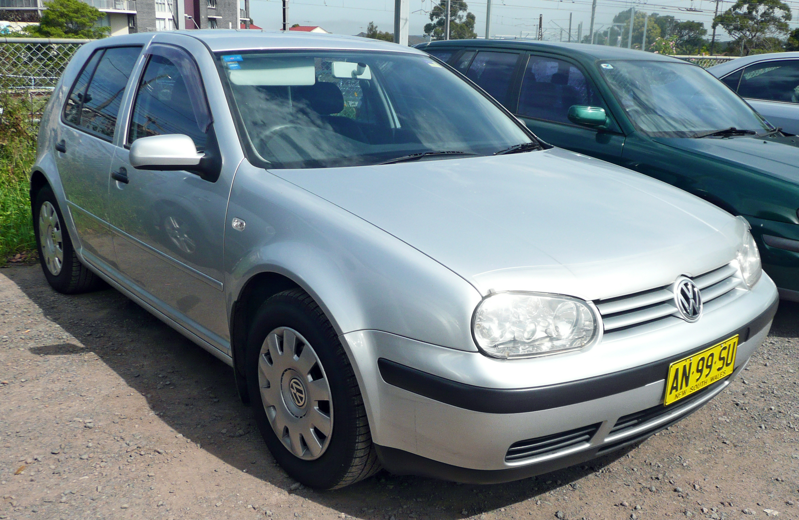 2000 Volkswagen Golf #5