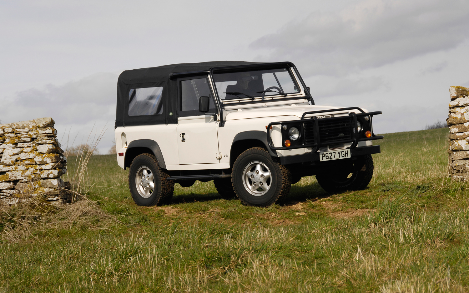 1995 Land Rover Defender #12