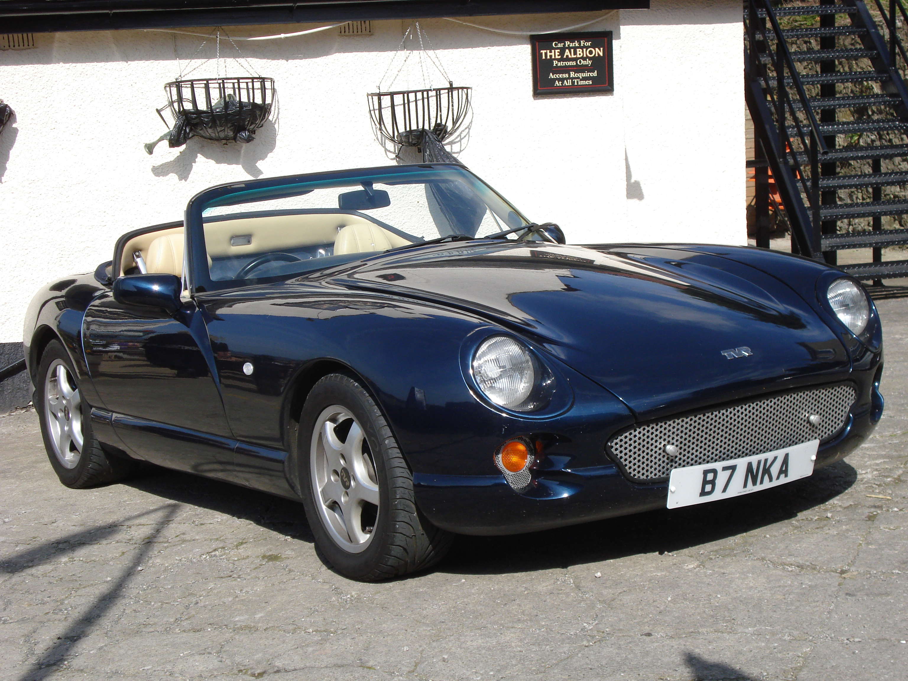 1996 TVR Griffith #2