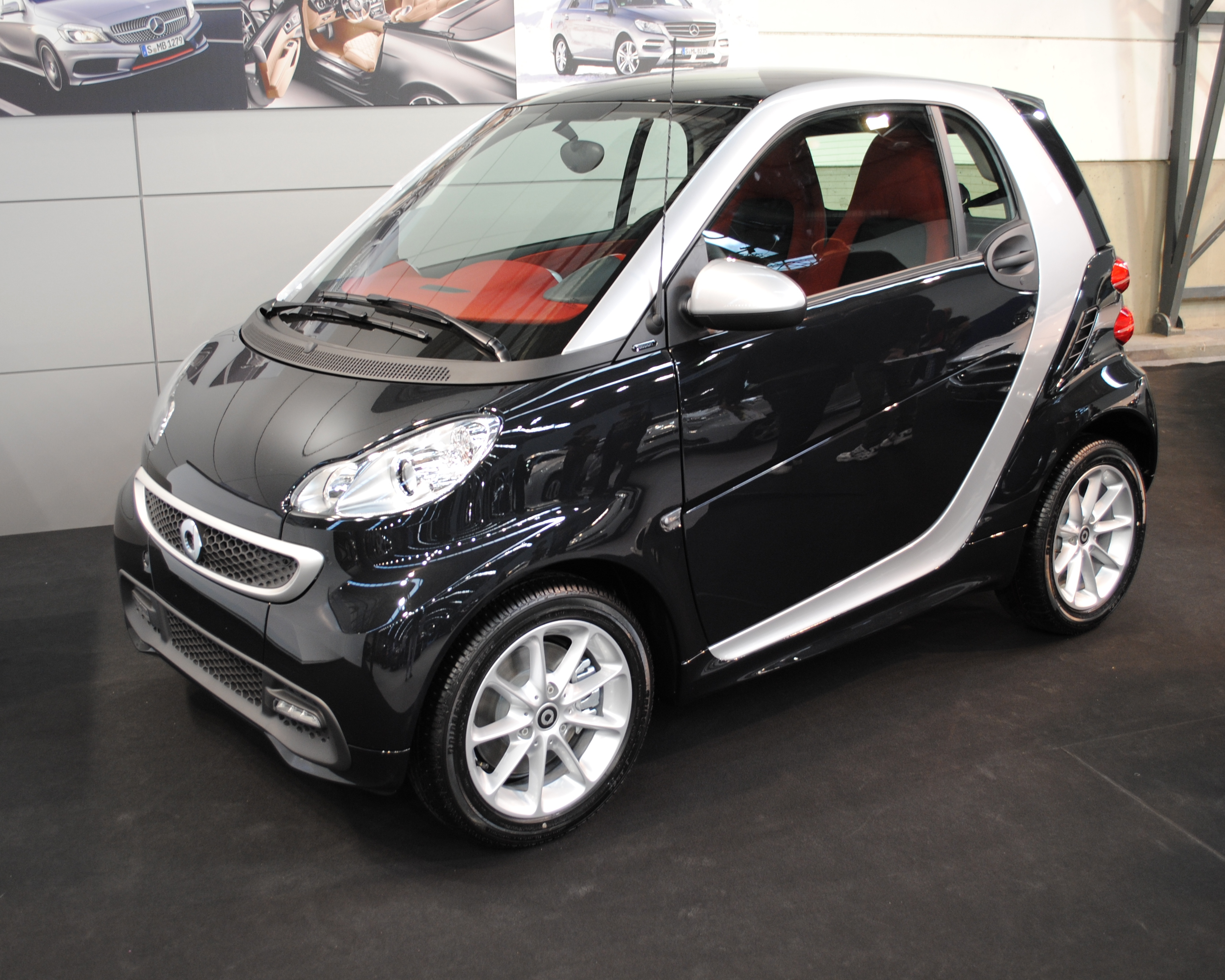 2012 Smart Fortwo #7