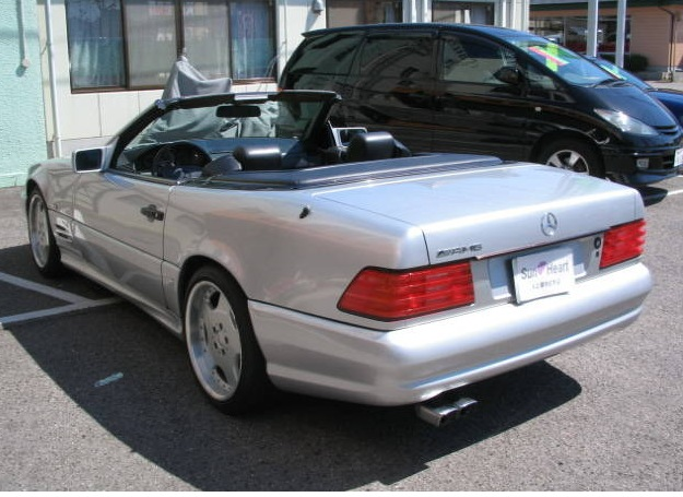 1994 Mercedes-Benz SL #4