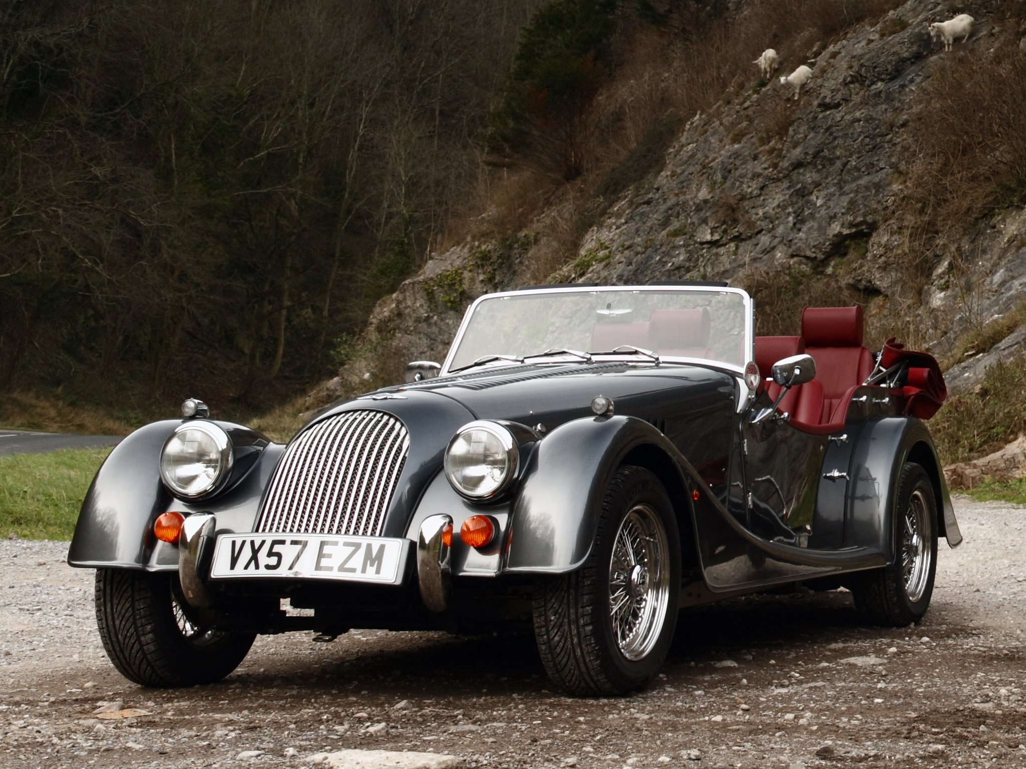 2006 Morgan 4 Seater #12