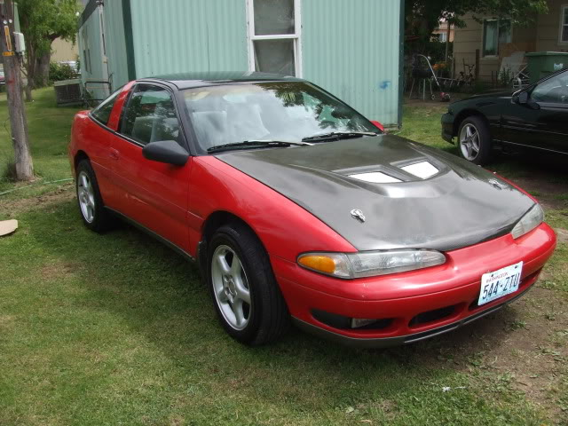 1992 Plymouth Laser #10