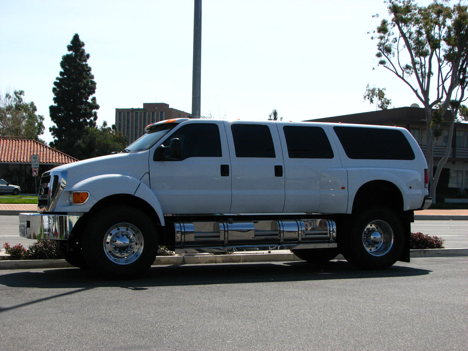 Ford F-650 #10