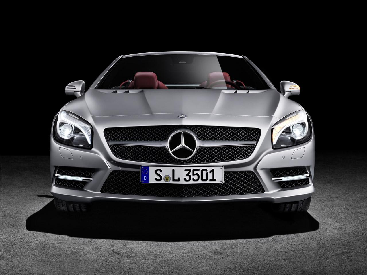 Mercedes-Benz SL #16