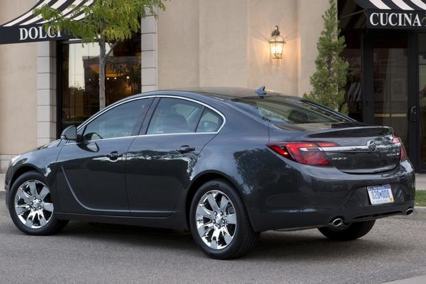 2015 Buick Regal #5