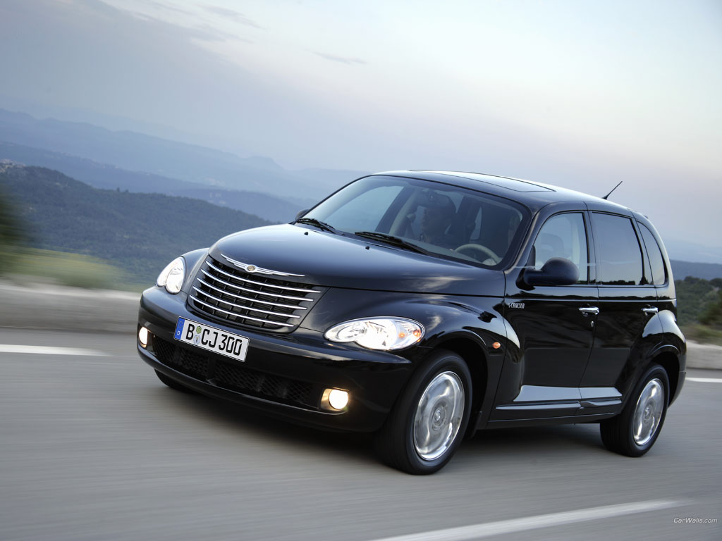 2005 Chrysler Pt Cruiser #15