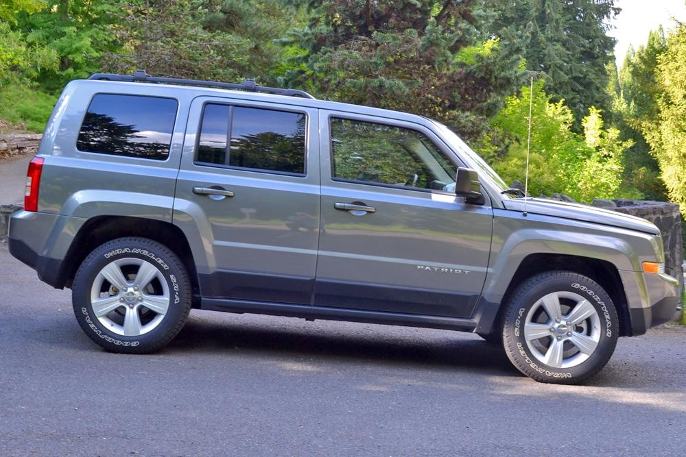 2012 Jeep Patriot #9