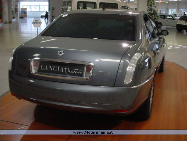 lancia thesis 2.4 jtd opinie Find your second hand used lancia thesis 24 jtd at the best price thanks to our millions of ads reezocar inspects, guarantee and deliver your car.