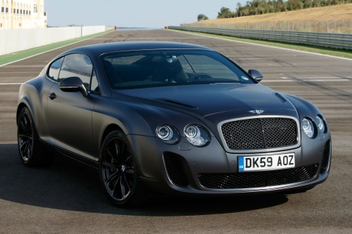 2012 Bentley Continental Supersports #12