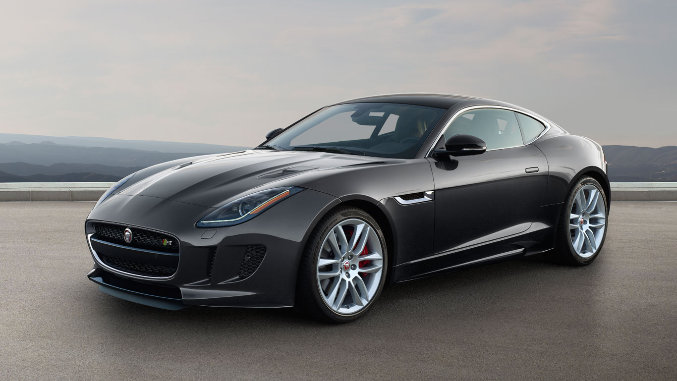Nice Jaguar F Type #3