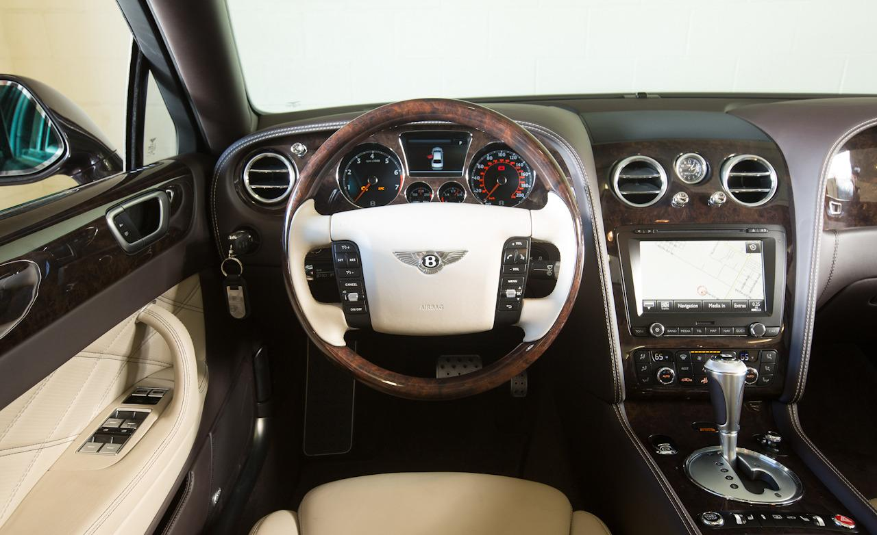 2013 Bentley Continental Flying Spur Speed #16