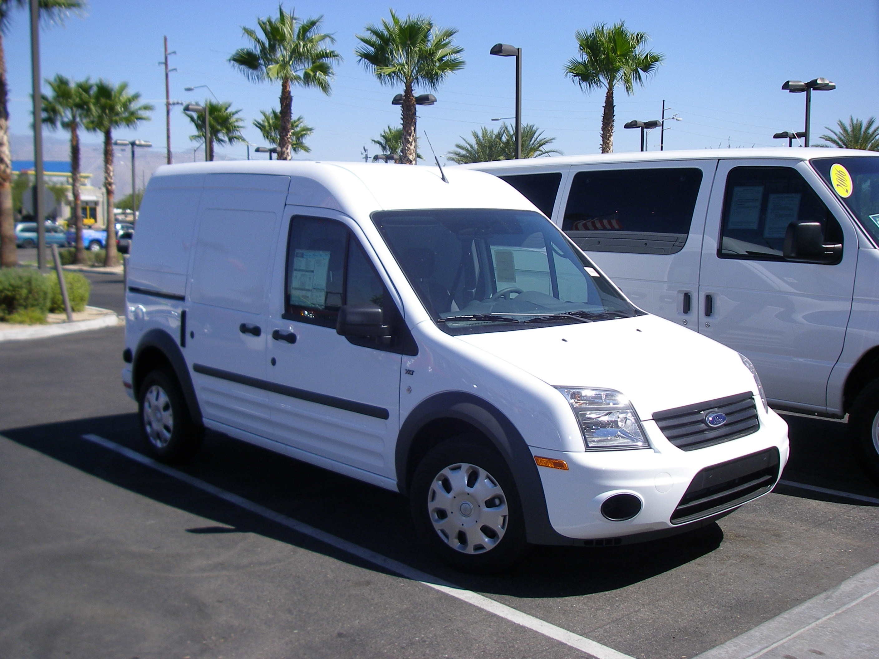 2010 Ford Transit Connect #11